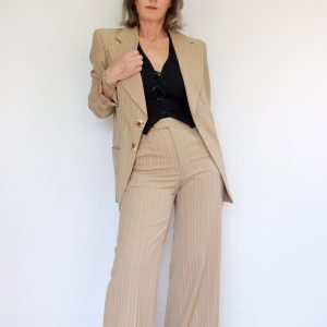 70's Disco Pinstripe Suit