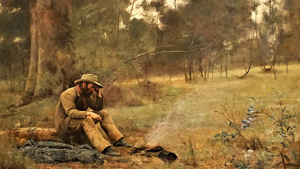 1024px-_Down_on_his_Luck__by_Frederick_McCubbin_-_Art_Gallery_of_Western_Australia_-_Joy_of_Museums